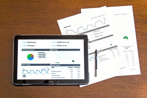 behaviour reports- google analytics